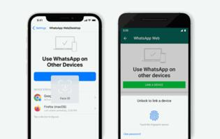 Biometric authentication is coming to WhatsApp Web and the desktop app