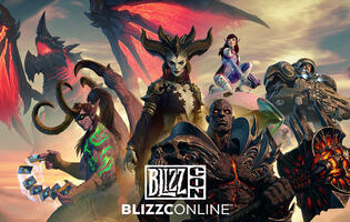 Blizzard reveals details on BlizzConline, taking place later this month
