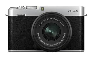 Fujifilm's new X-E4 is its most compact X-mount mirrorless camera yet (Updated)