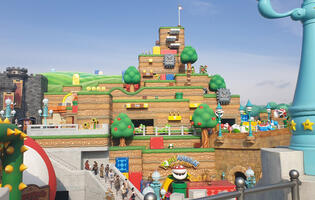 New videos of Super Nintendo World show off the Mario Kart ride and more