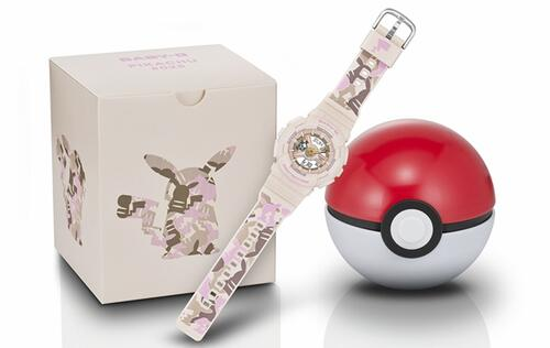 Casio's next wave of Baby-G x Pokemon collab watches launches on Feb 19