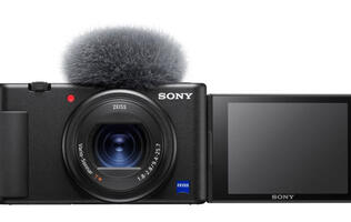 Sony ZV-1 vlogging camera gets better with new webcam firmware update