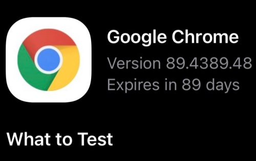 You can soon secure incognito tabs with Touch ID/Face ID on Chrome for iOS