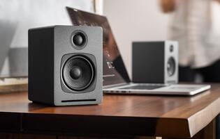Audioengine's new A1 wireless speakers are its most affordable yet
