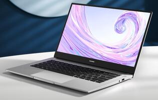 Huawei's MateBook D 14 notebook packs a Core i5 processor and discrete graphics for just S$1,098