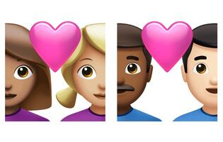 iOS 14.5 will include new emojis that promote inclusivity