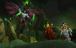 BlizzConline 2021 interview: WoW Burning Crusade aims to please all Classic fans