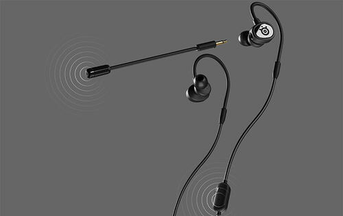 SteelSeries celebrates 20th anniversary with Tusq in-ear mobile gaming headset