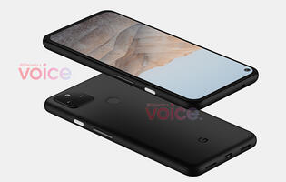 Google Pixel 5a leaks feature 3.5mm audio jack, rear fingerprint sensor, and more