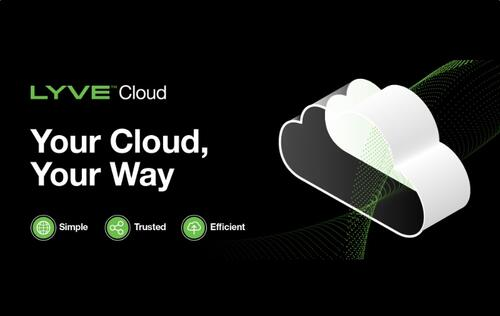 Seagate's storage-as-a-service platform goes Lyve