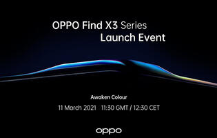 Here's how you can tune in to the Oppo Find X3 Pro online launch