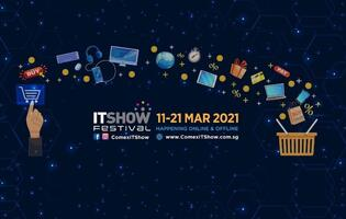 The IT Show Festival 2021 is bringing you more than a mere weekend of IT offers