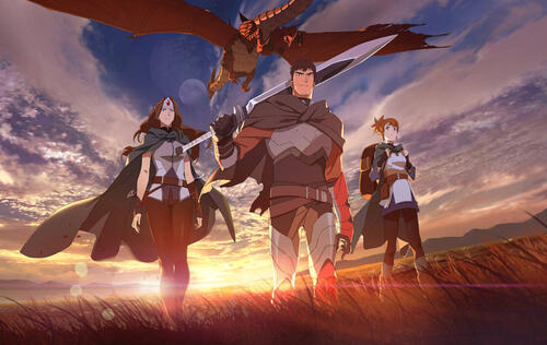 Netflix's main trailer for DOTA: Dragon's Blood shows off fantasy-heavy action - Download Netflix's main trailer for DOTA: Dragon's Blood shows off fantasy-heavy action for FREE - Free Cheats for Games