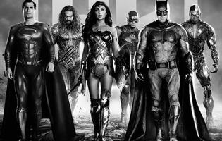 New key art for Zack Snyder's Justice League has the full team come together