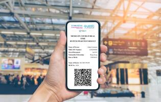 Singapore based medical laboratory launches digital HealthCerts for essential travel