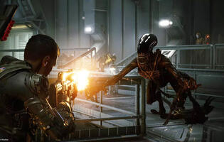 The first Aliens: Fireteam trailer reveals a frenzied co-op Xenomorph shooter