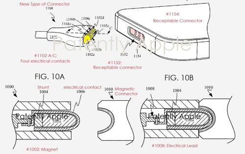 Apple granted a patent for MagSafe charging port on the iPhone