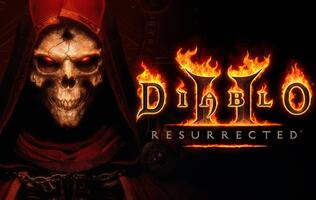 Blizzard warns players not to accept external alpha invites for Diablo II Resurrected