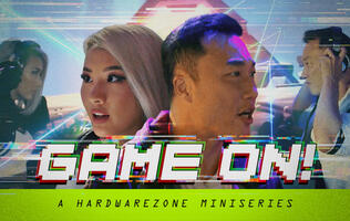 Game On! Level 3: Of Twitch streaming and gaming gear (ft. Andrew Lua & Cherzinga)