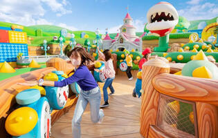 Super Nintendo World finally opens in Osaka, Japan after multiple delays