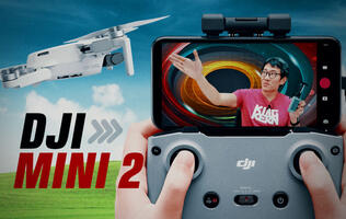 DJI Mini 2 video review: What I learned flying a drone in Singapore for the first time