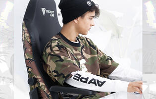 Secretlab and AAPE are collaborating for a new collection of gaming chairs (Updated with new drop information)