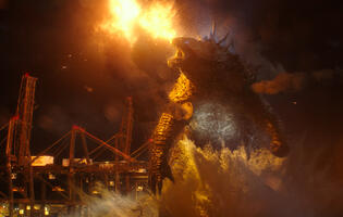Movie Review: Godzilla vs. Kong is a massive spectacle that suffers from a human problem