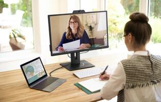 ViewSonic embraces WFH with their new VG2440V video conferencing monitor