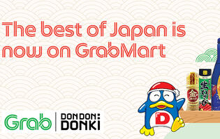 Don Don Donki picks Grab for on-demand, door-to-door deliveries in our region