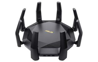 ASUS' wacky RT-AX89X Wi-Fi 6 router with 8 antennae is available now for S$719