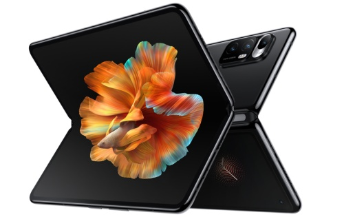 The Mi Mix Fold is Xiaomi's first foldable phone