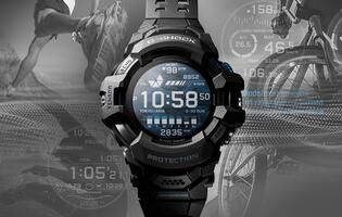 Casio to release the GSW-H1000, a G-Shock watch using Wear OS