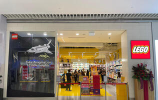 The largest LEGO certified store in Singapore opens its doors at Suntec City