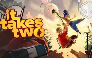 It Takes Two is an unpredictably fun ride that's worth much more than its weight in gold
