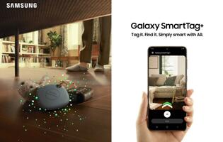 Samsung Galaxy SmartTag+ with UWB to be available from 16 April