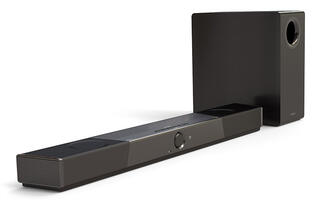 Creative finally launches the SXFI Carrier soundbar