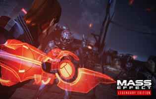 BioWare's comparison trailer for the Mass Effect remaster shows big improvements