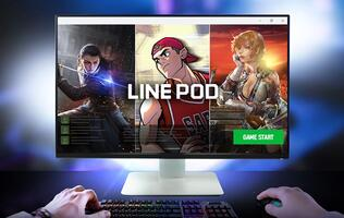 LINE's Play-on-Desktop (POD) platform has added two new multiplayer RPGs to its repertoire