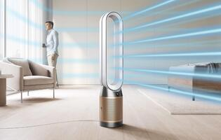 Dyson introduces two new air purifiers, including one that eliminates formaldehyde