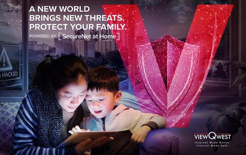 ViewQwest's new SecureNet protects homes, SOHOs, and SMBs against security threats