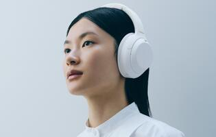 Sony drops all-white WH-1000XM4 headphone in celebration of its 75th anniversary