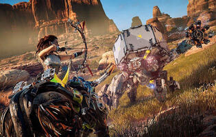 Horizon Zero Dawn: Complete Edition is now free on PlayStation consoles