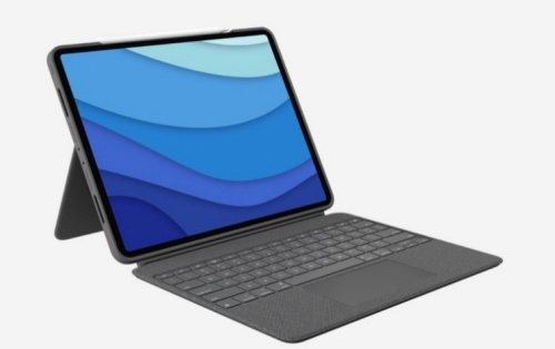 Logitech releases Combo Touch Keyboard Case for the new 12.9-inch iPad Pro