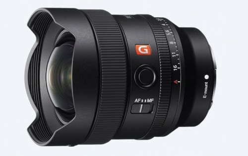 Sony unveils compact FE 14mm F1.8 GM lens