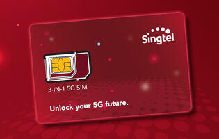 Singtel expedites 5G standalone network deployment, issues 5G SA SIM cards for free