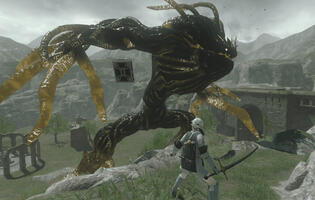 Review: Nier Replicant is a strangely soothing post-apocalyptic adventure