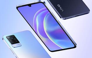 Vivo's new V21 smartphones come with a 44MP OIS front camera and dual-LED flash