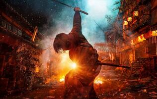 Rurouni Kenshin: Origins and The Final will be available on Netflix on 18 June