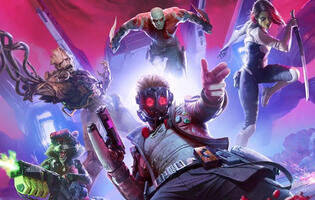 E3 2021: Play as Star-Lord in Square Enix's new Guardians of the Galaxy game