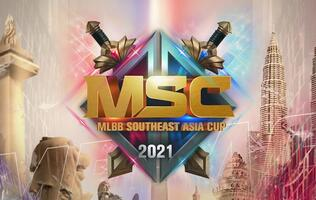 Execration dominates Blacklist 4-1 to win the Mobile Legends Southeast Asia Cup 2021